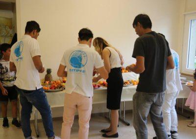journée détente protection femmes et enfants Genève Organisation